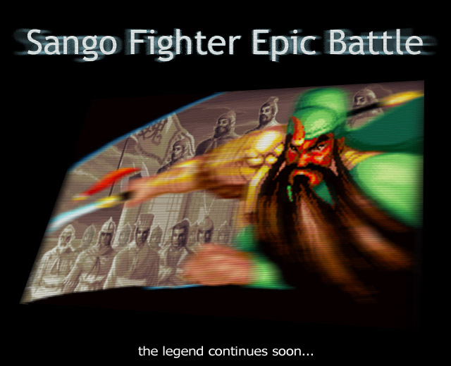 Sango Fighter Epic Battle